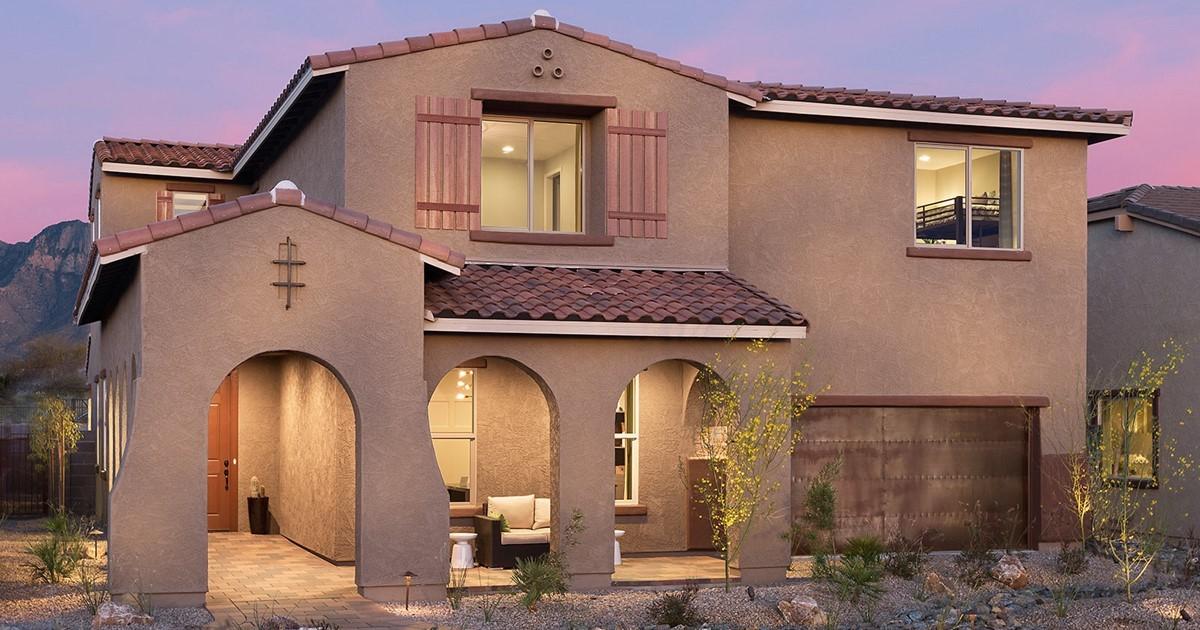 Virtual Tour Meritage Homes