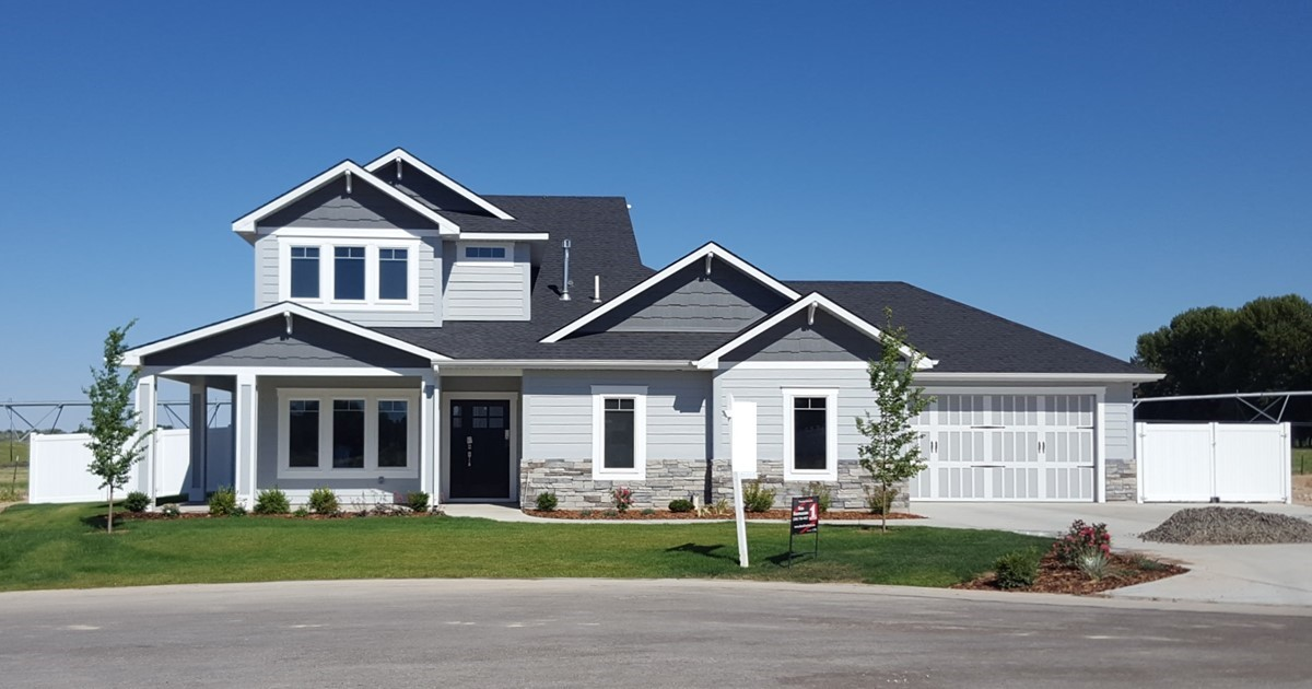 Brand new home 1352 candle circle twin falls id 83301 for Home builders twin falls idaho