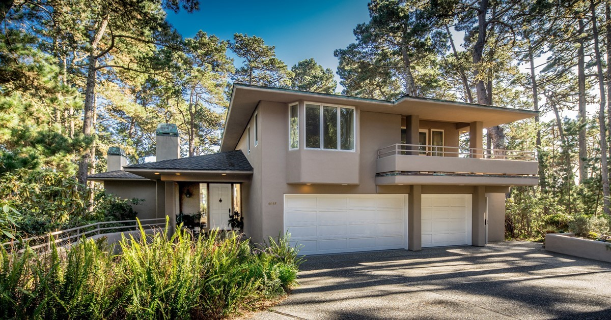 Classic Contemporary California Split Level Home 4043