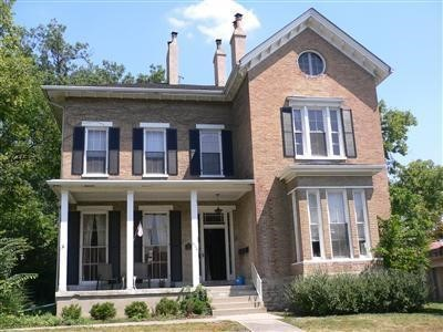 Rare Victorian Tri-plex
