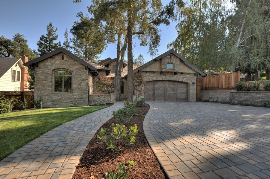 Exquisite Tuscan Estate in Los Gatos