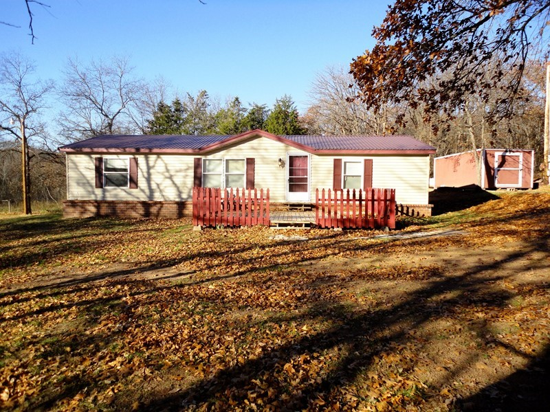 Single, 1 Story,Res w/ Acreage,Ranch,Doublewide - Newalla, OK
