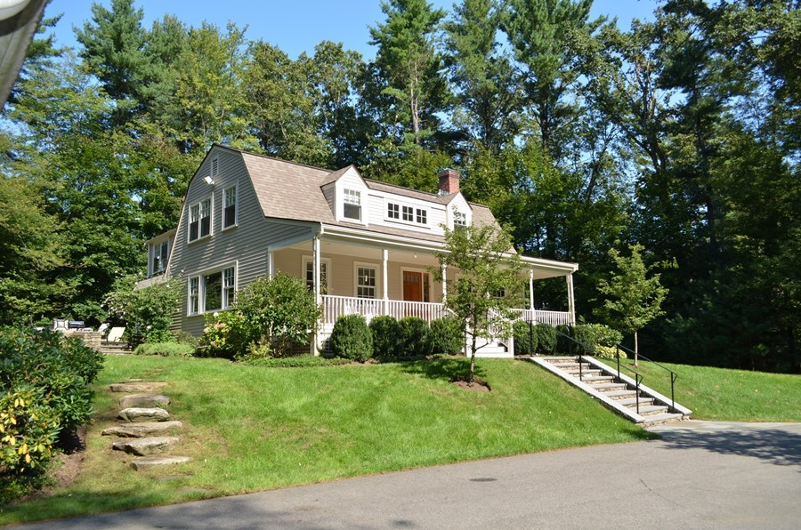 35 Pinecroft Road, Weston, MA.