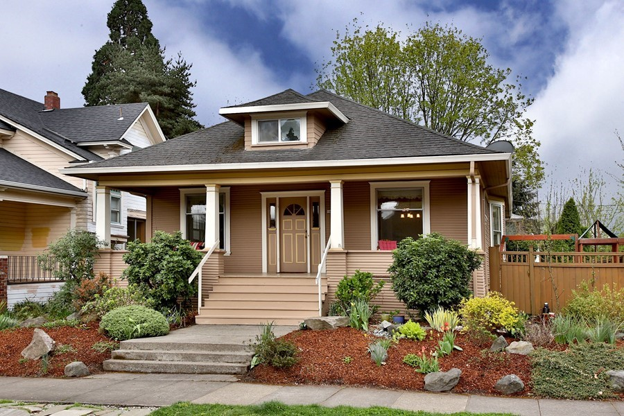 Sellwood Craftsman Bungalow
