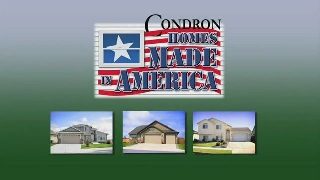 3BR/2BA Condron Homes To Be Built Option!