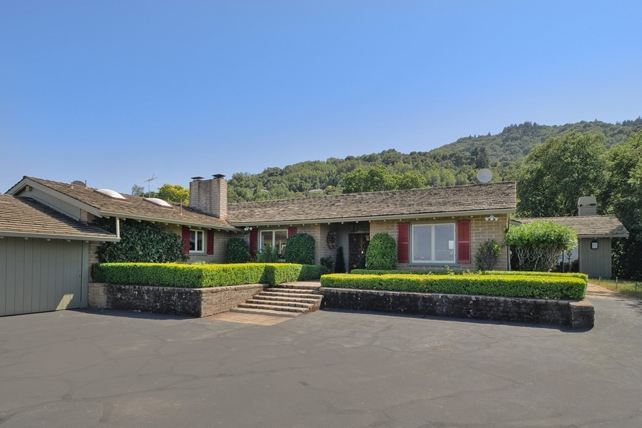 Classic Mission Style Adobe Home on 3.5 acres Country Estate