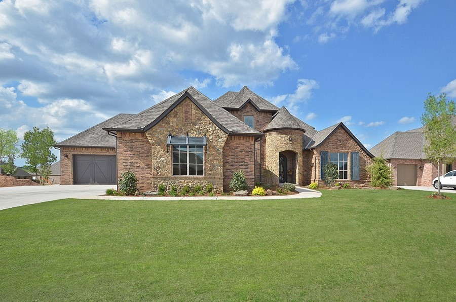 Single Family, French,Traditional - Edmond, OK