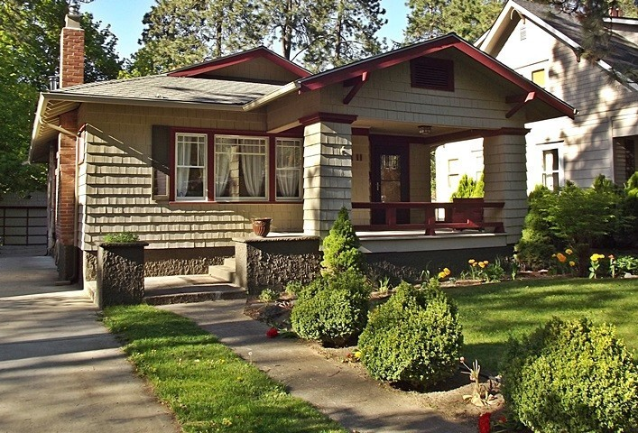 Charming South Hill Bungalow