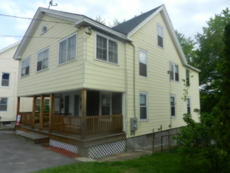 Duplex-Style 2-Family in Pembroke, NH Has Two 3 Bedroom Units!