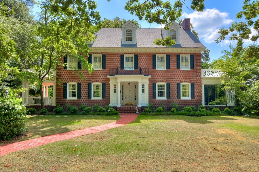 Augusta luxury real estate and homes for sale for Landscaping rocks augusta ga