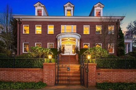 Legendary Capitol Hill Estate