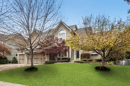 Beautifully Maintained 1 1/2 Story